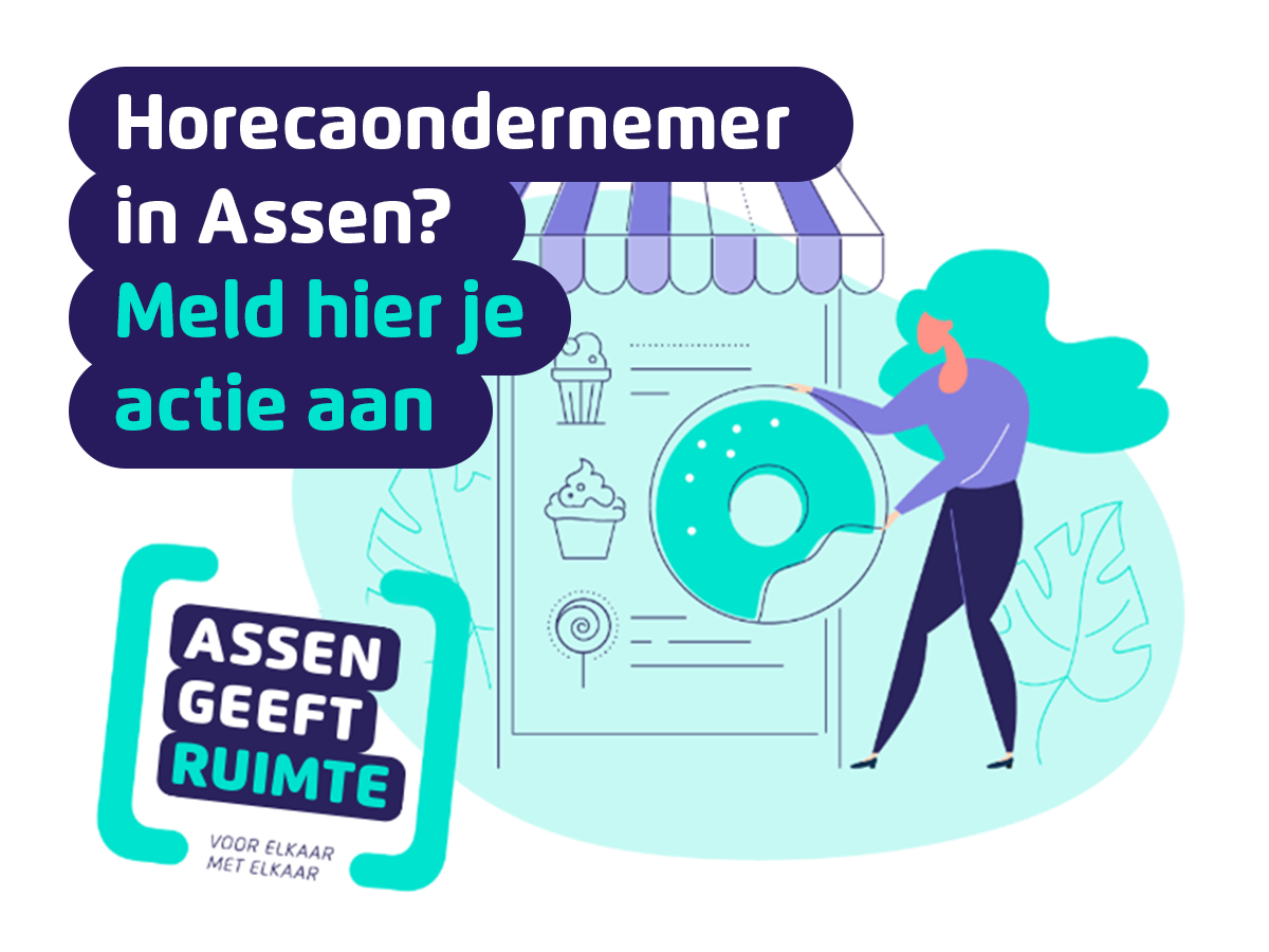 Vaart in Assen biedt hulp aan horecaondernemers!